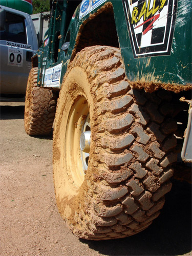 Offroad-jeep